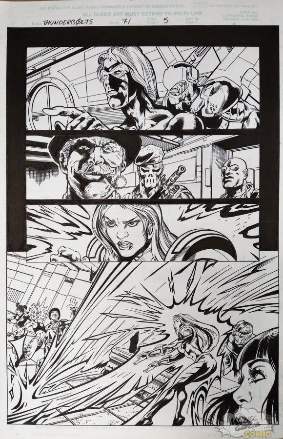 Thunderbolts 71 pag 05