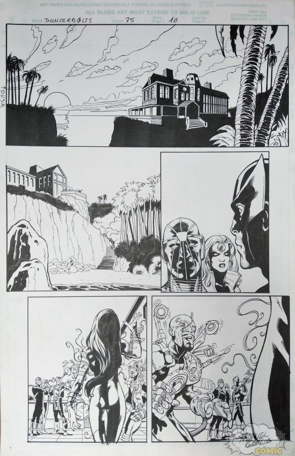 Thunderbolts 75 pag 10
