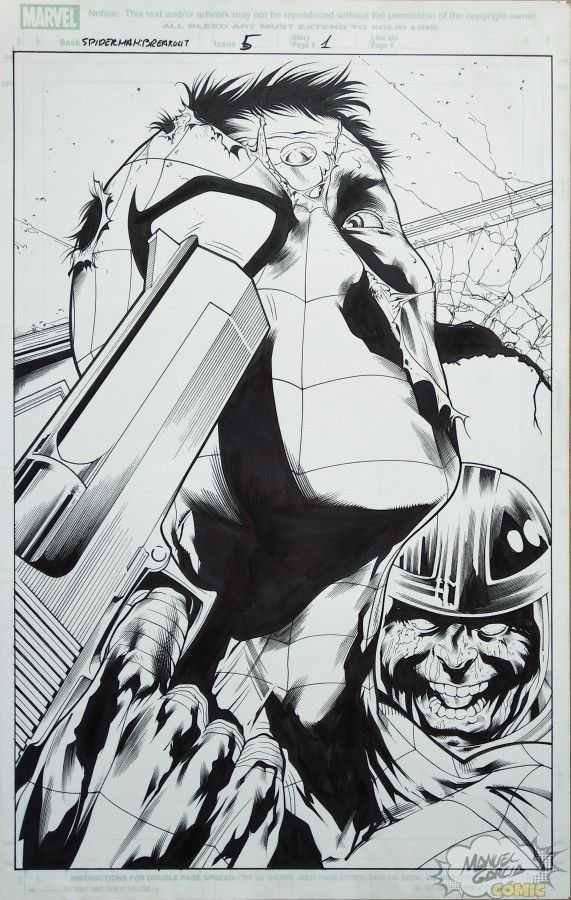 Spiderman Breakout 5 pag 03