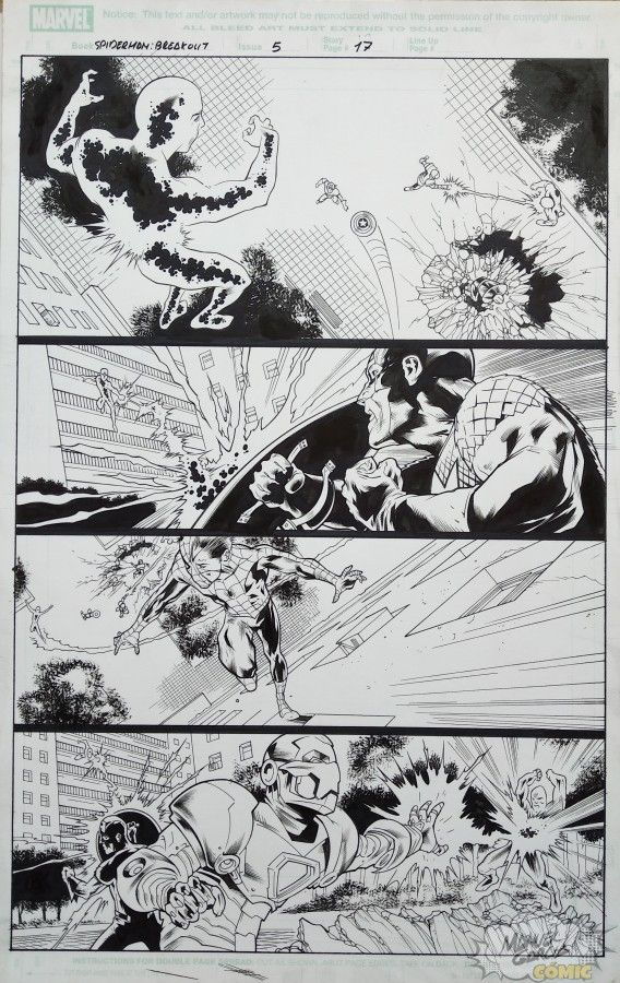 Spiderman Breakout 5 pag 17