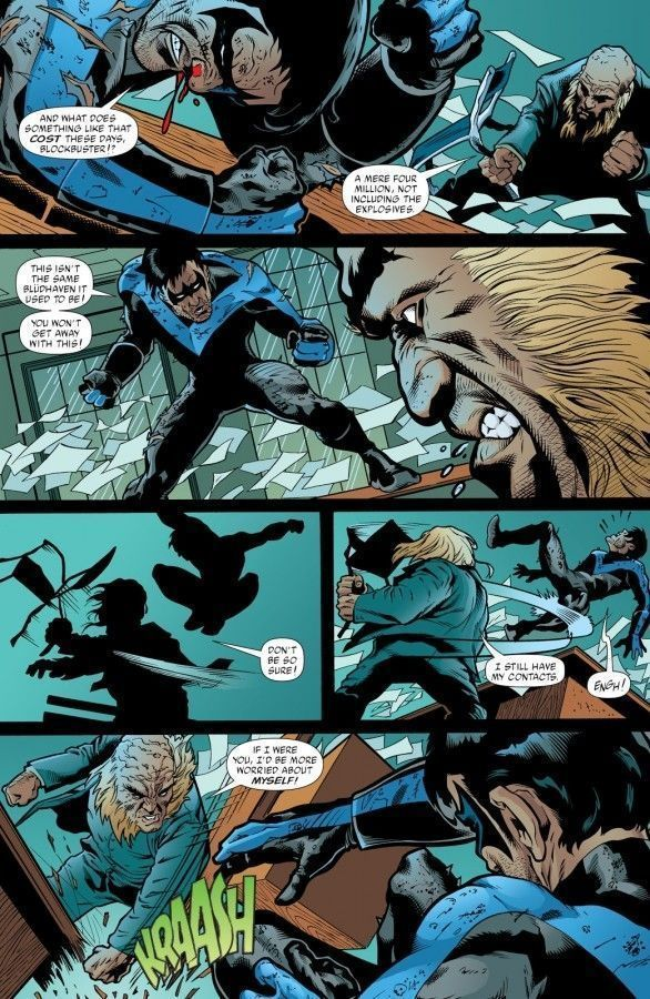 NIghtwing 92 pag 9