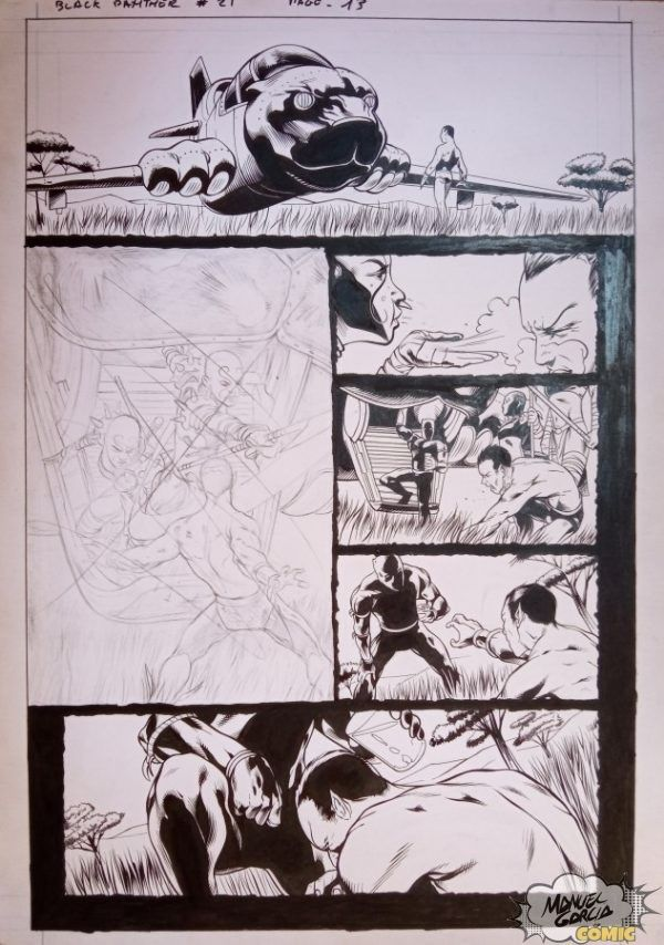 Black Panther 21 pag 13
