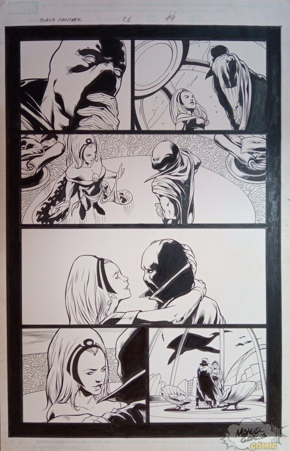 Black Panther 21 pag 19