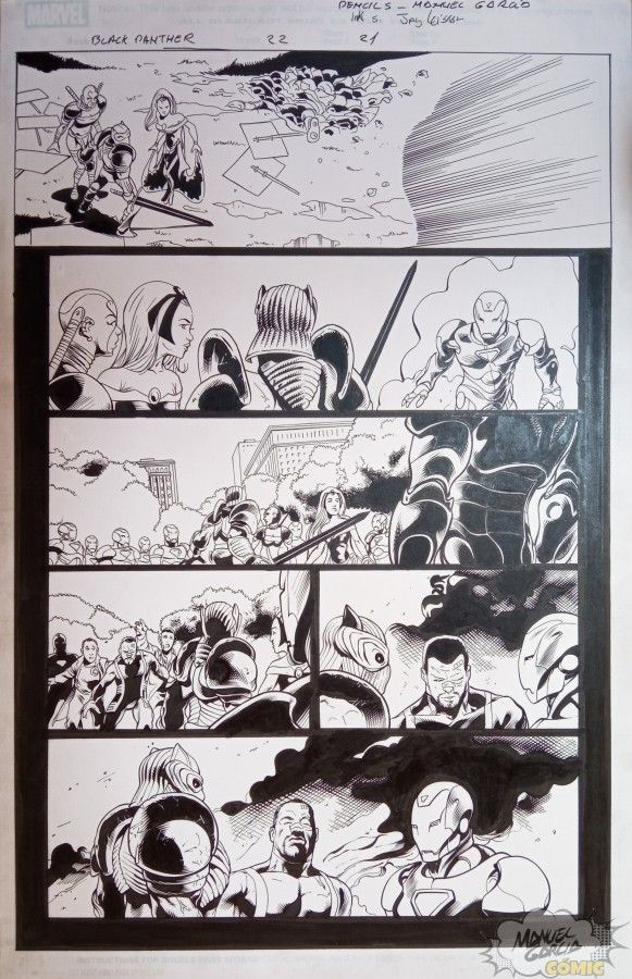 Black Panther 22 pag 21