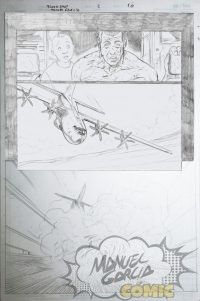 Bloodshot 2 page 10+panel
