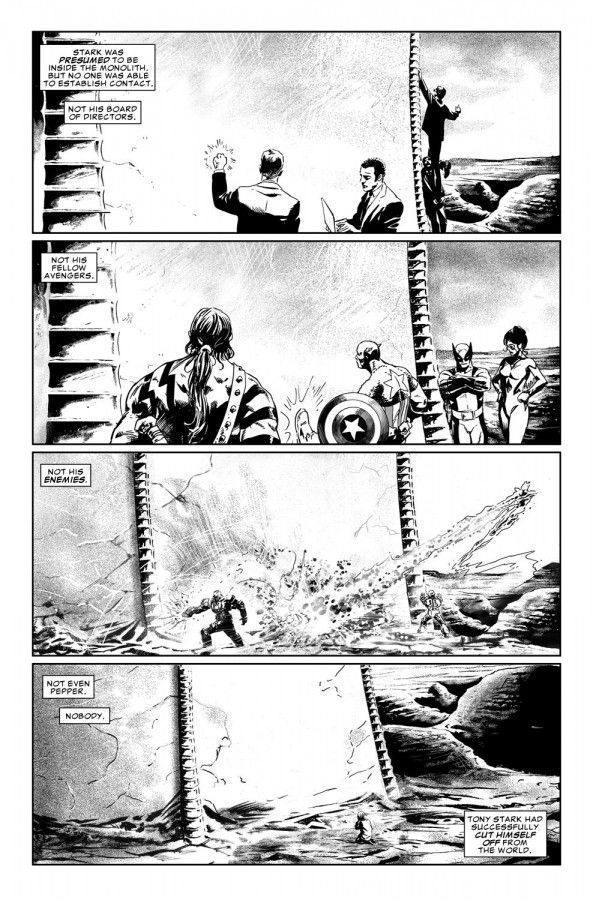 The Indomitable Iron Man 1 pag. 38