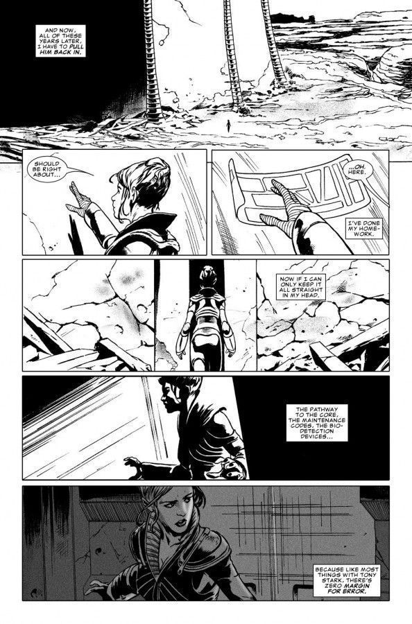The Indomitable Iron Man 1 pag. 39