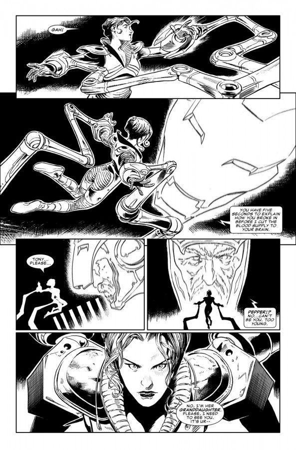 The Indomitable Iron Man 1 pag. 41