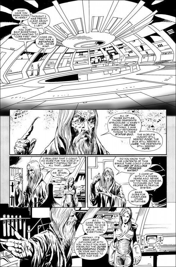 The Indomitable Iron Man 1 pag. 44