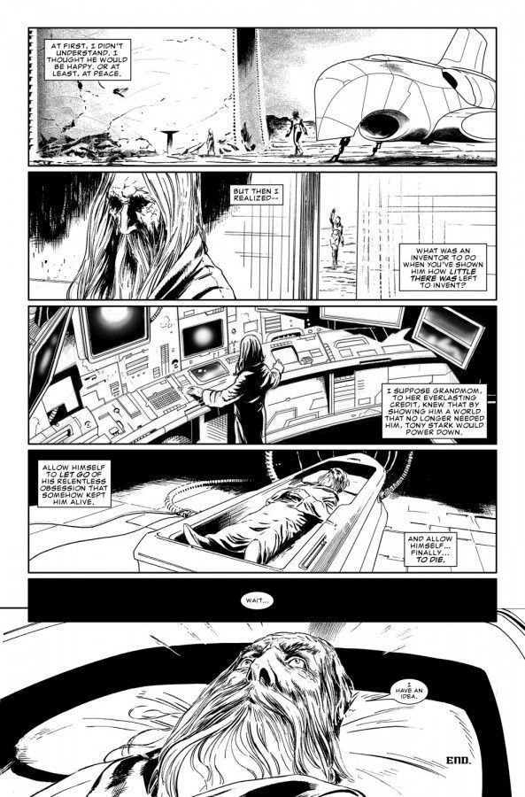 The Indomitable Iron Man 1 pag. 47