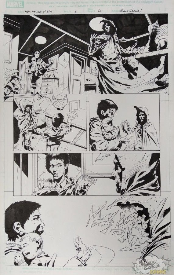 Masters of Evil 1 pag. 10