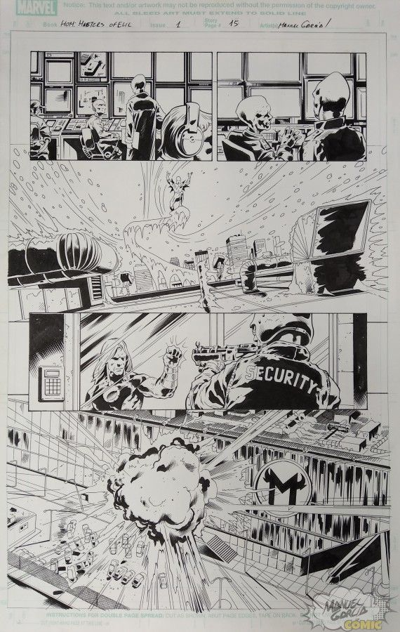 Masters of Evil 1 pag. 15