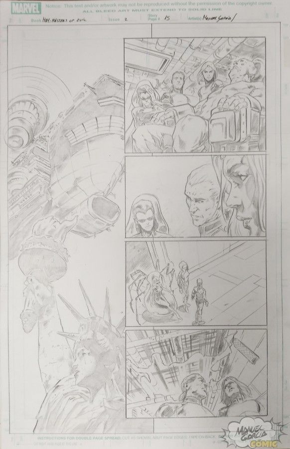 Masters of Evil 2 pag. 15