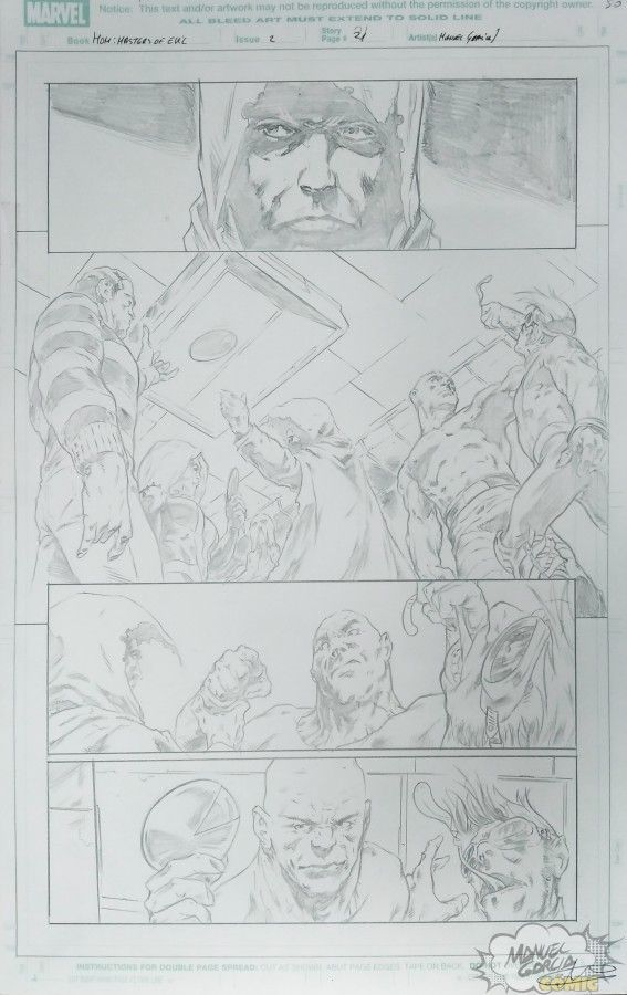Masters of Evil 2 pag. 21