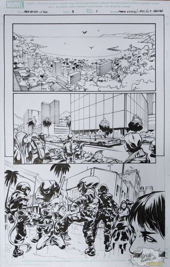 Masters of Evil 3 pag. 01