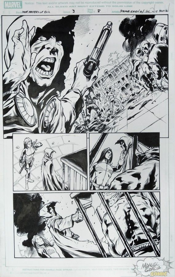 Masters of Evil 3 pag. 08