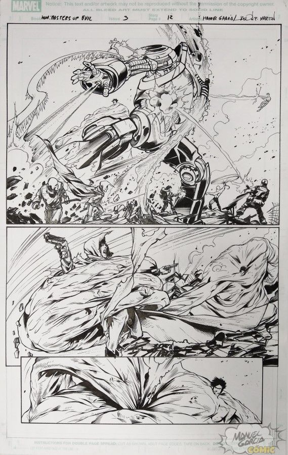 Masters of Evil 3 pag. 12
