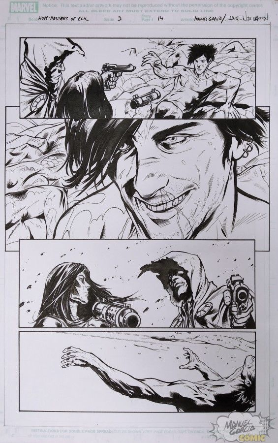 Masters of Evil 3 pag. 14