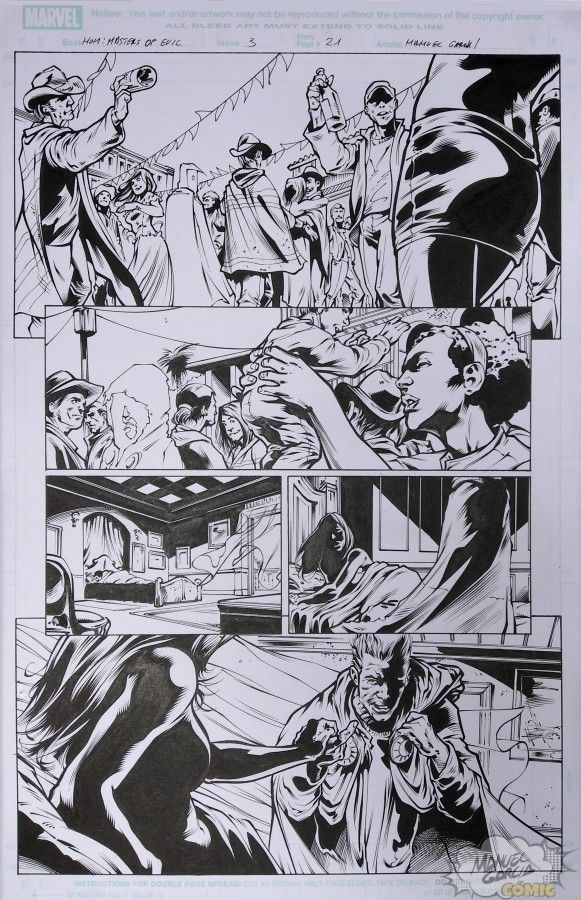 Masters of Evil 3 pag. 21