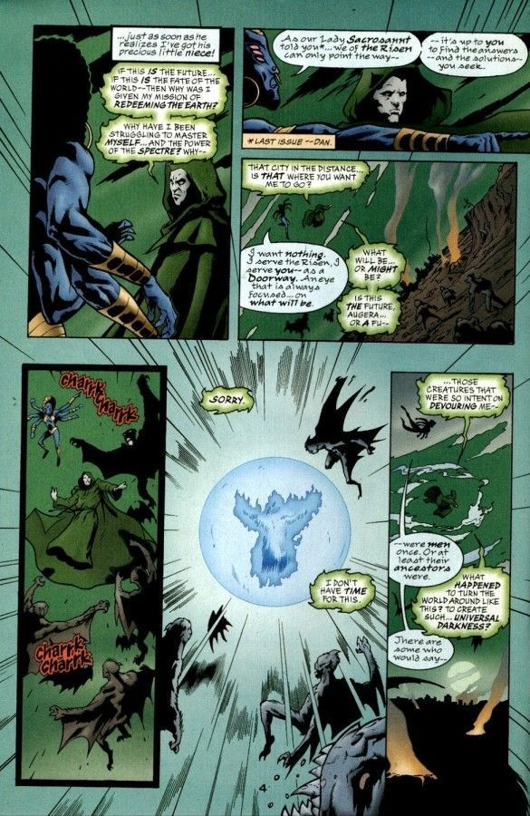 The Spectre 7 pag. 04