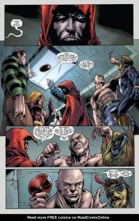 House of M: Masters of Evil 2 pag 21