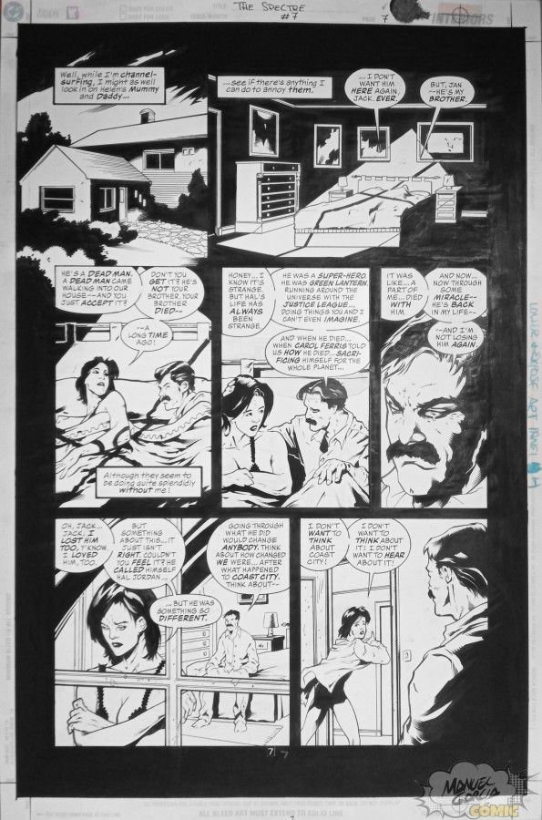 The Spectre 7 pag. 07