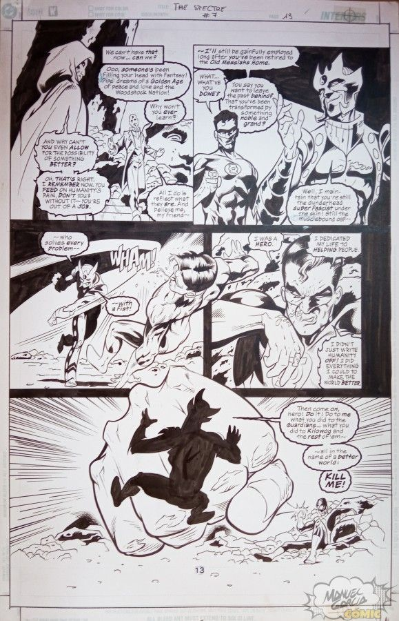 The Spectre 7 pag. 13