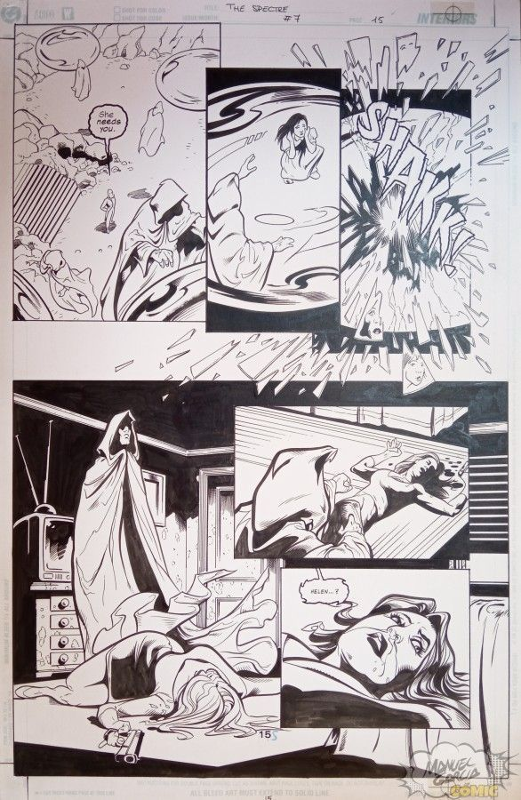 The Spectre 7 pag. 15