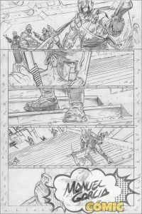 Dark Avengers: Ares 2 page 08