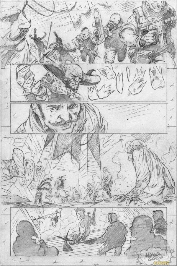 Dark Avengers: Ares 2 page 14