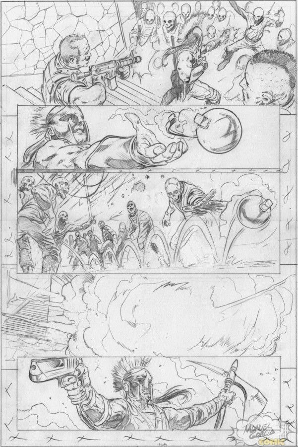 Dark Avengers: Ares 2 page 16