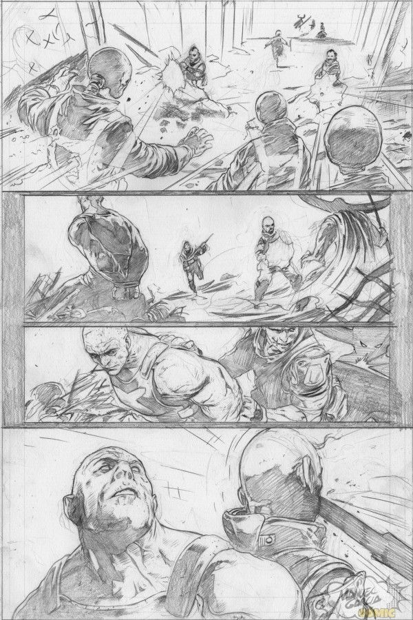 Dark Avengers: Ares 3 page 13