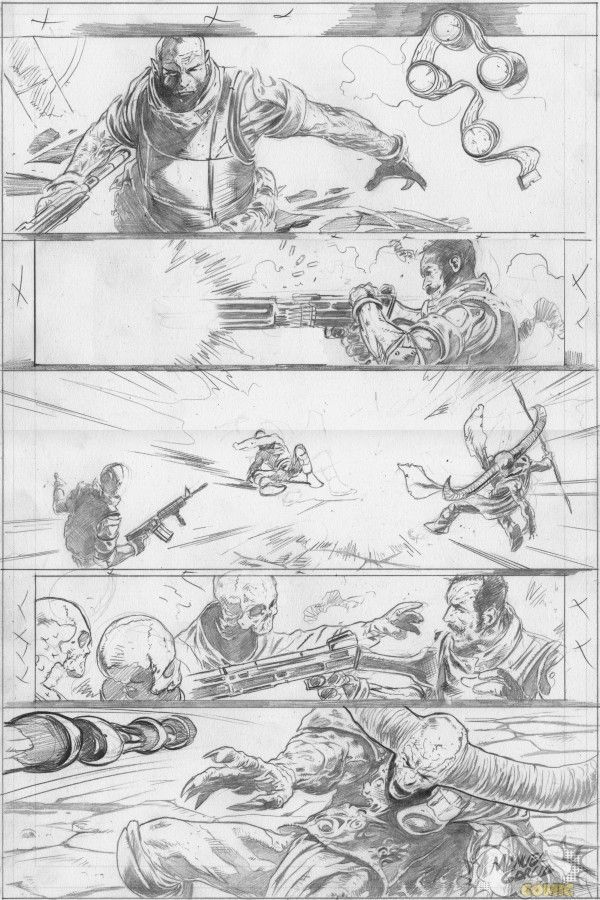 Dark Avengers: Ares 3 page 17