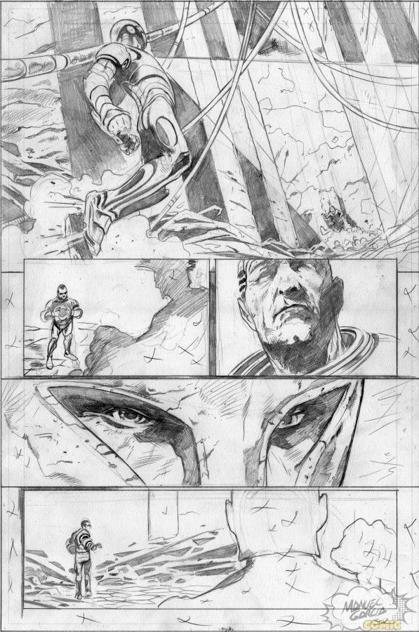 Dark Avengers: Ares 3 page 21