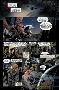 Dark Avengers: Ares 2 page 01