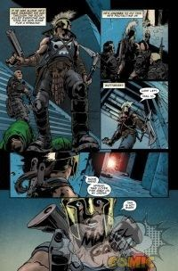 Dark Avengers: Ares 2 page 09