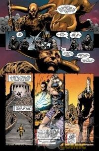 Dark Avengers: Ares 2 page 11