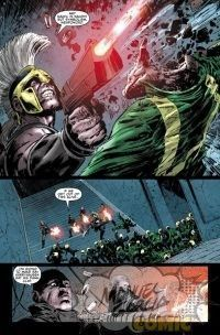 Dark Avengers: Ares 2 page 15