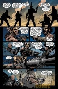 Dark Avengers: Ares 2 page 19
