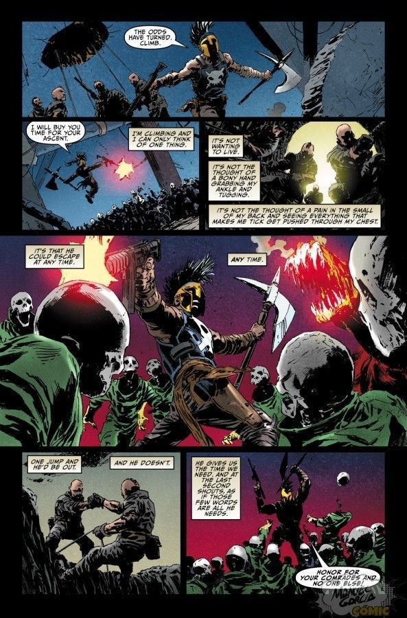 Dark Avengers: Ares 2 page 21
