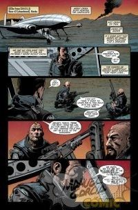 Dark Avengers: Ares 3 page 01