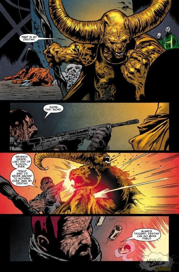 Dark Avengers: Ares 3 page 11