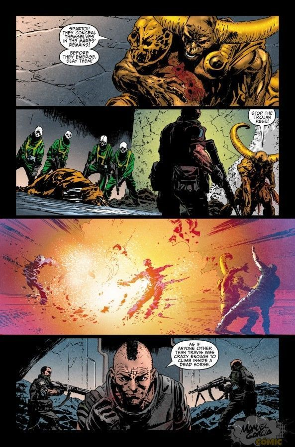 Dark Avengers: Ares 3 page 12