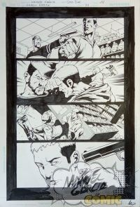 Green Arrow 32 page 16