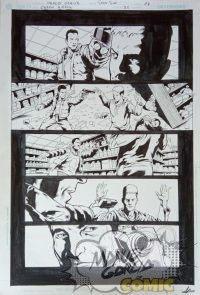 Green Arrow 32 page 17