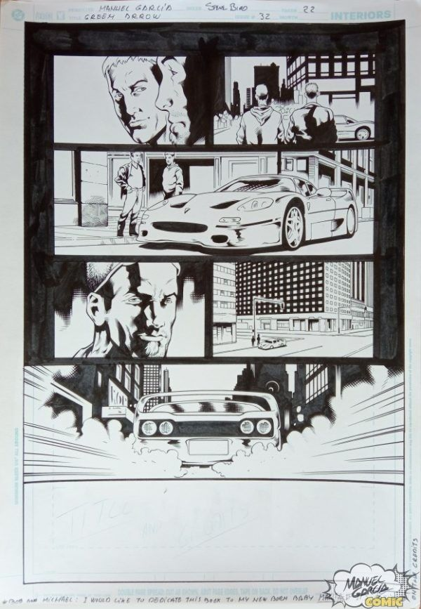 Green Arrow 32 page 22