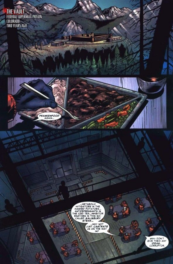 Spiderman Breakout 1 pag 01