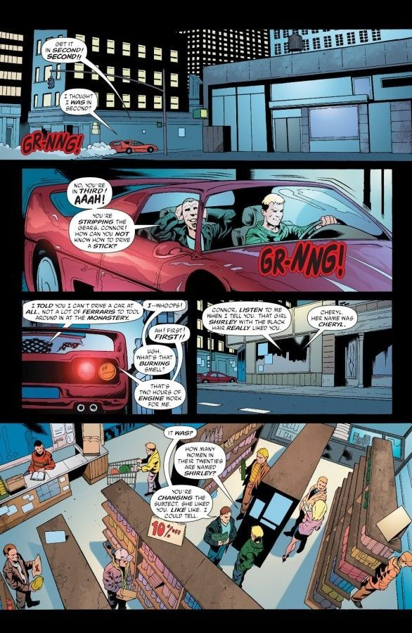 Green Arrow 32 page 10