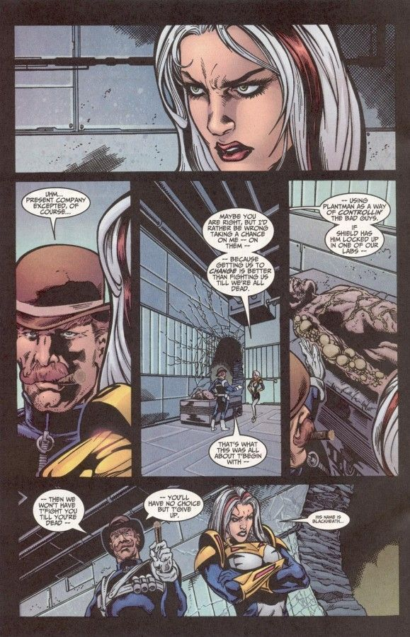 Thunderbolts 71 page 11