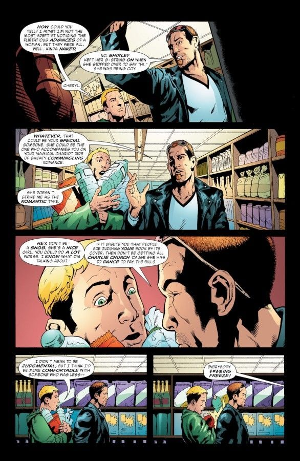 Green Arrow 32 page 11
